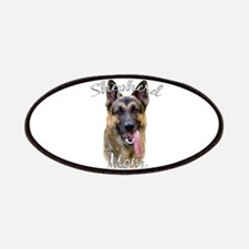 German Shepherd Mom Patches