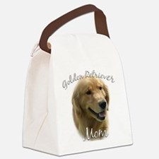 Golden Mom 2 Canvas Lunch Bag