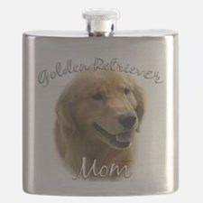 Golden Mom 2 Flask