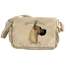 GreatDanefawnMom.png Messenger Bag