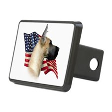 GreatDaneFlag.png Hitch Cover