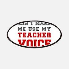 teachers-voice-fresh-gray Patches