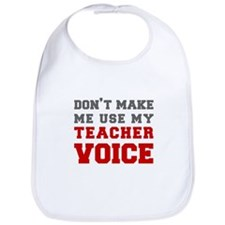 teachers-voice-fresh-gray Bib
