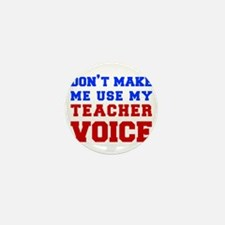 teachers-voice-fresh Mini Button (100 pack)