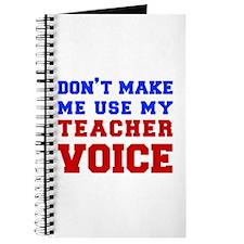 teachers-voice-fresh Journal