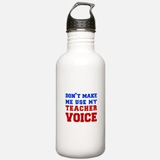 teachers-voice-fresh Water Bottle