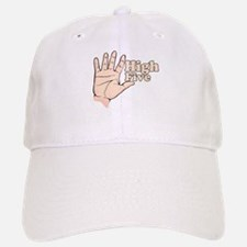 High Five Borat Movie Quote Baseball Baseball Cap