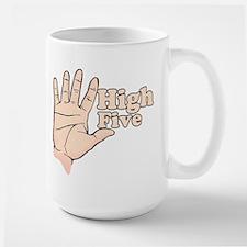 High Five Borat Movie Quote Mug