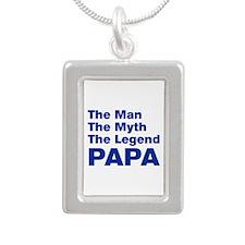 papa-akz-blue Necklaces