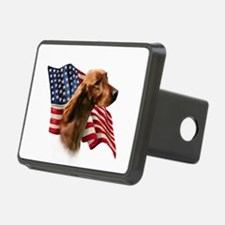 IrishSetterFlag.png Hitch Cover