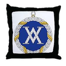 Amarantha (Sweden) Throw Pillow