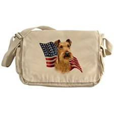 IrishTerrierFlag.png Messenger Bag
