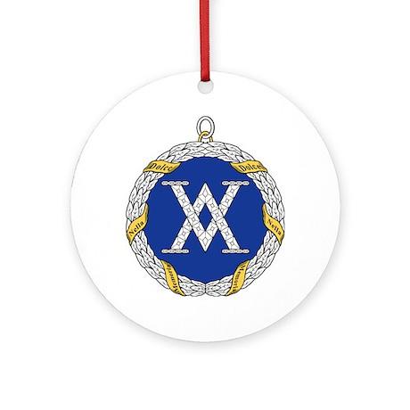 Amarantha (Sweden) Ornament (Round)