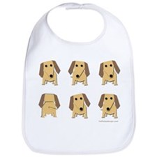 One of These Dachshunds! Bib