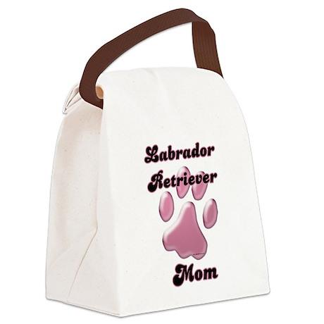 LabMomblkpnk.png Canvas Lunch Bag