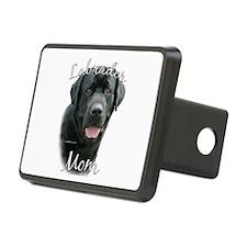 Labrador black Mom Hitch Cover