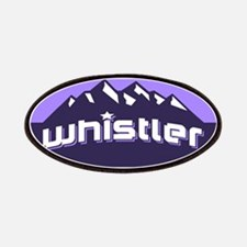 Whistler Violet Patches