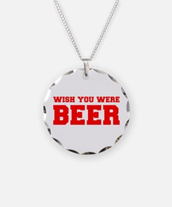 wish-you-were-beer-fresh-red Necklace