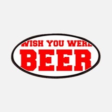 wish-you-were-beer-fresh-red Patches