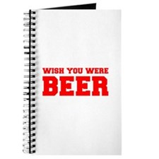 wish-you-were-beer-fresh-red Journal