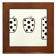 3 better than 2 Framed Tile
