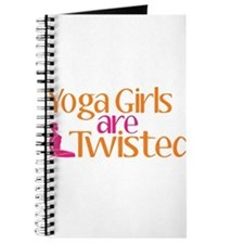 Yoga Girls Are Twisted Journal