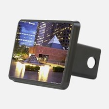 downtown L.A. scene Hitch Cover