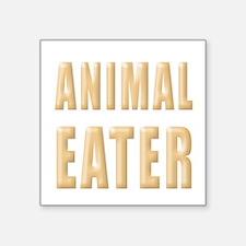 Animal Eater Sticker