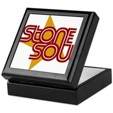 Stone Soul Logo Keepsake Box