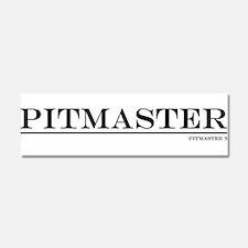 Pitmaster Car Magnet 10 x 3