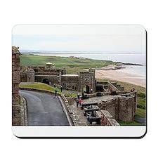 Bamburgh Castle & Coast, Northumberland, England M