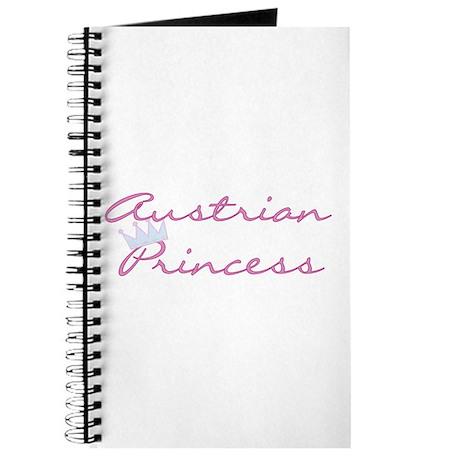 Austrian Princess Journal