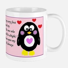 Frienship Penguin Mug