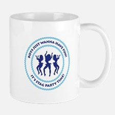 Boys just wanna have fun! (Stag Party) Mug