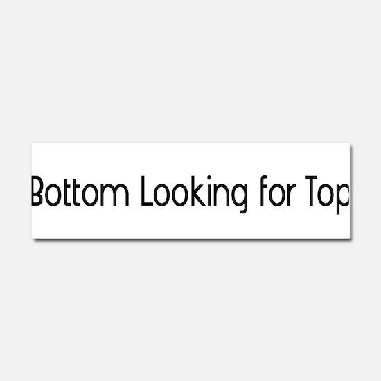 Bottom Car Magnet 10 x 3