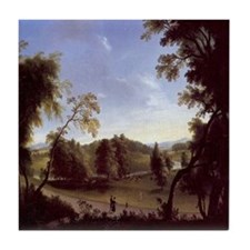 View of Curragh Chase Ceramic Tile