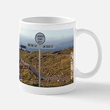Lands End, Cornwall, England, UK 2 Mug