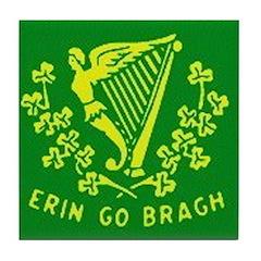 Erin Go Bragh Ceramic Tile