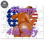 Humpy July 4th Puzzle