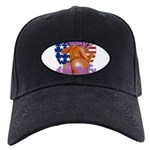 Humpy July 4th Baseball Cap