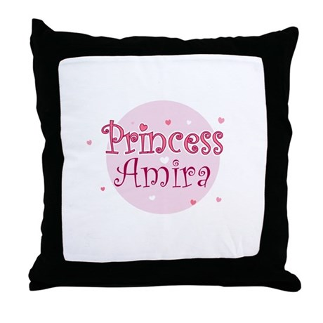 Amira Throw Pillow