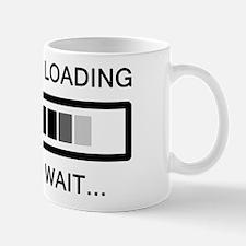 Tantrum Loading Please Wait Mug