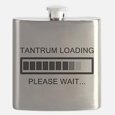 Tantrum Loading Please Wait Flask