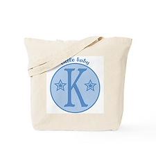 Baby K Tote Bag