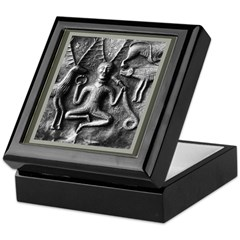 Ancient Celtic Art Keepsake Box