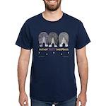 Nothin' Butt Sheepdogs Navy T-Shirt
