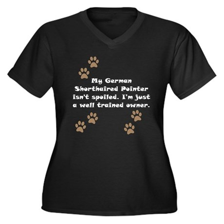 Well Trained German Shorthaired Pointer Owner Plus