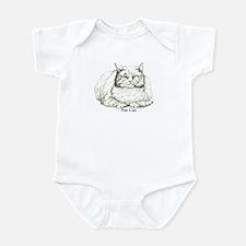 Fat Cat Infant Bodysuit