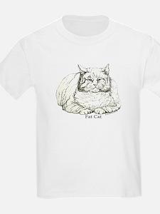 Fat Cat Kids T-Shirt