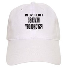 REVERSE PSYCHOLOGY Baseball Cap